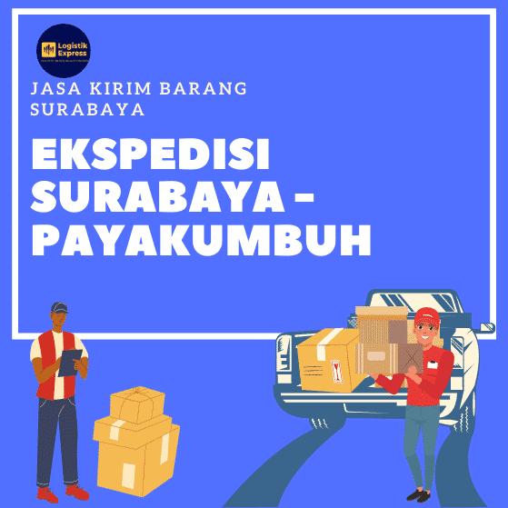Ekspedisi Surabaya Payakumbuh