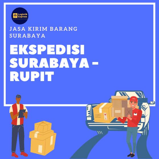 Ekspedisi Surabaya Rupit