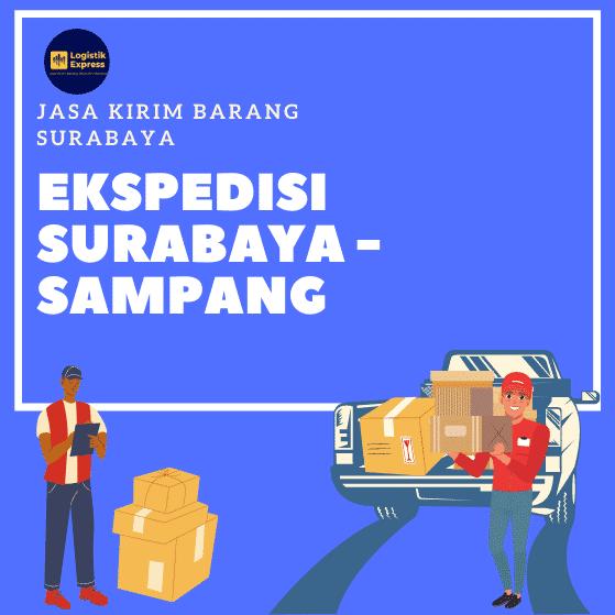 Ekspedisi Surabaya Sampang