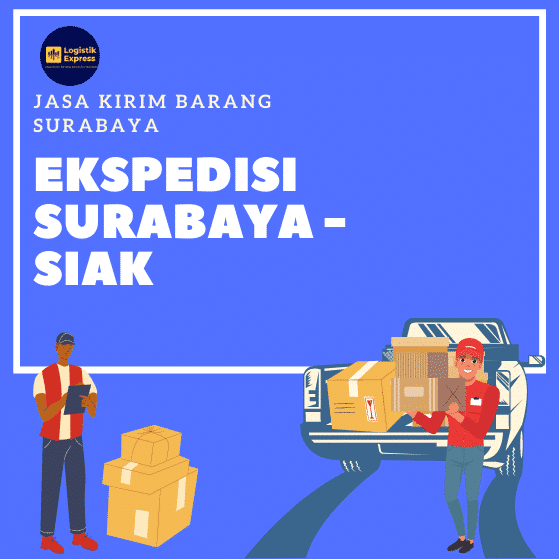 Ekspedisi Surabaya Siak