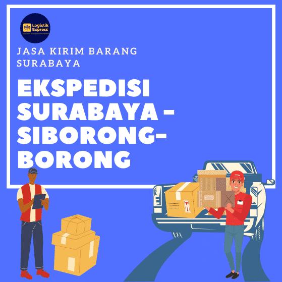 Ekspedisi Surabaya Siborong-borong