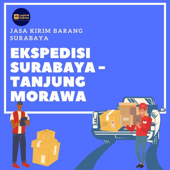 Ekspedisi Surabaya Tanjung Morawa