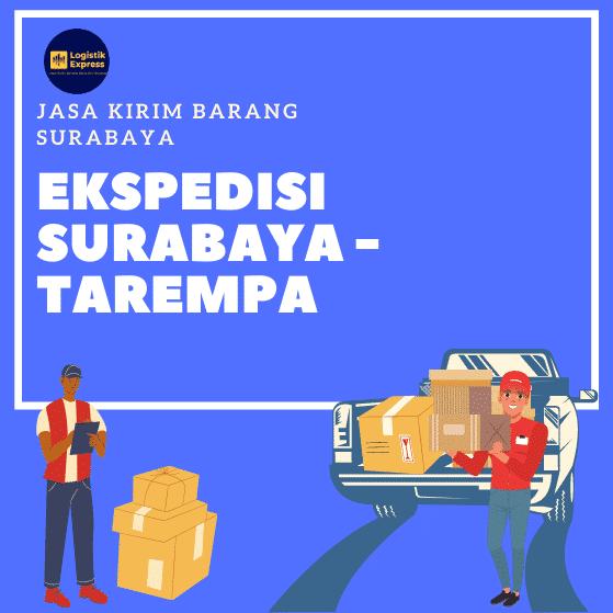 Ekspedisi Surabaya Tarempa