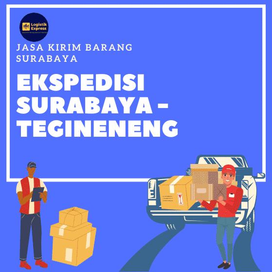 Ekspedisi Surabaya Tegineneng