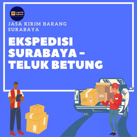 Ekspedisi Surabaya Teluk Betung