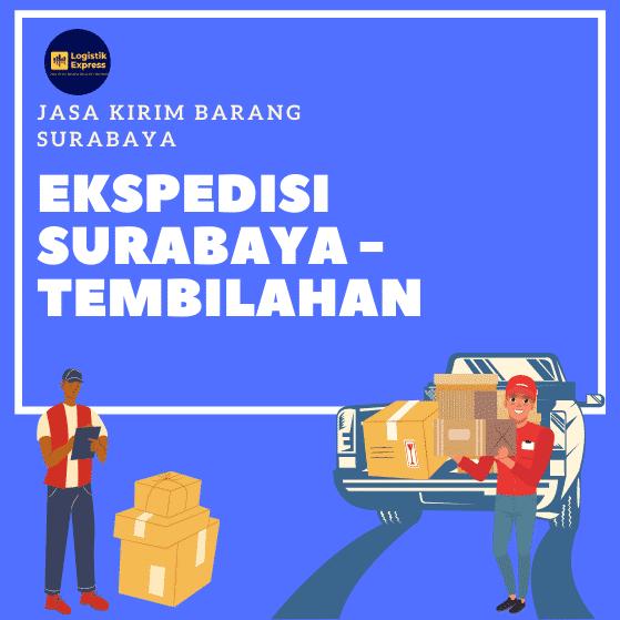 Ekspedisi Surabaya Tembilahan