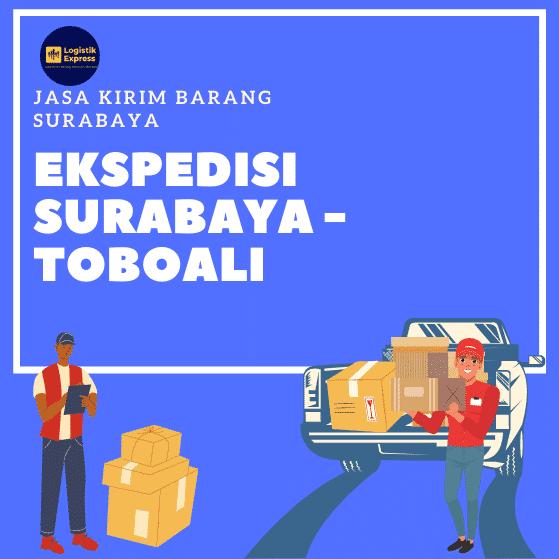 Ekspedisi Surabaya Toboali
