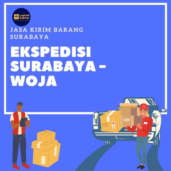 Ekspedisi Surabaya Woja
