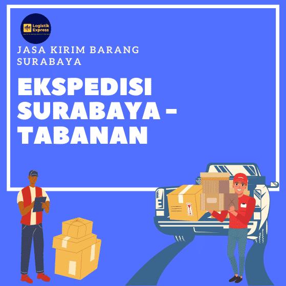 Ekspedisi SurabayaTabanan