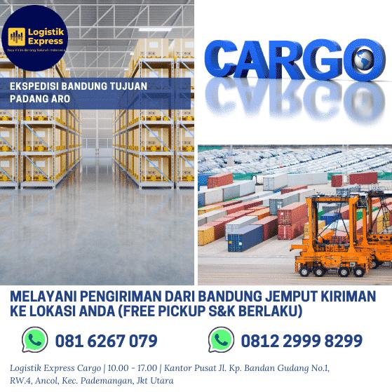 Ekspedisi Bandung Padang Aro