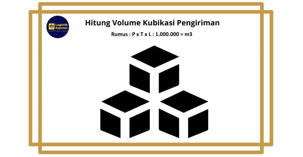 Hitung Volume Kubik