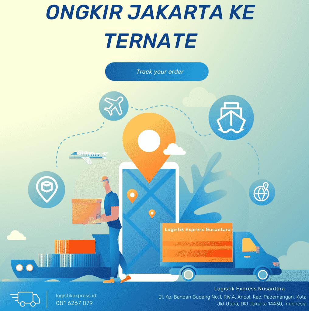 Ongkir Jakarta Ke Ternate