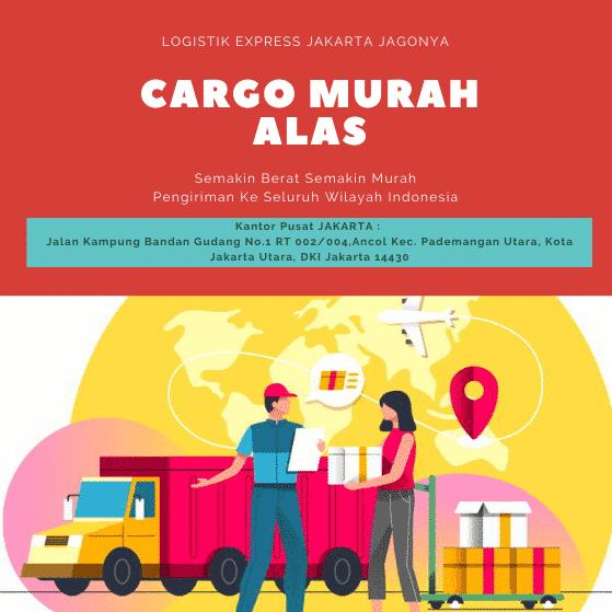 Cargo Murah Alas