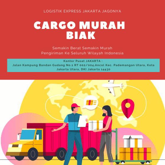 Cargo Murah Biak