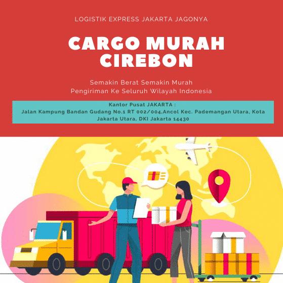 Cargo Murah Cirebon