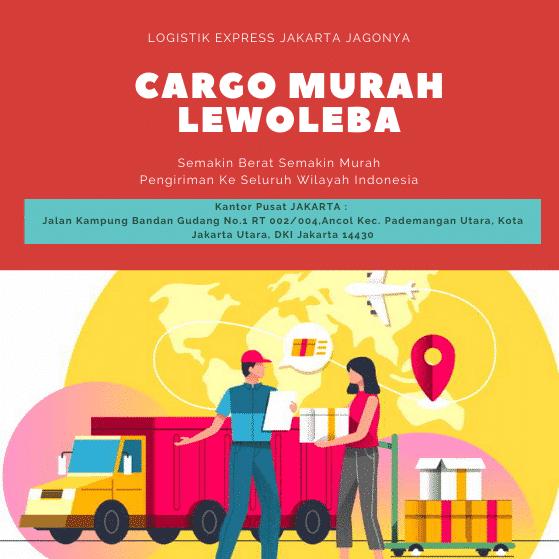 Cargo Murah Lewoleba