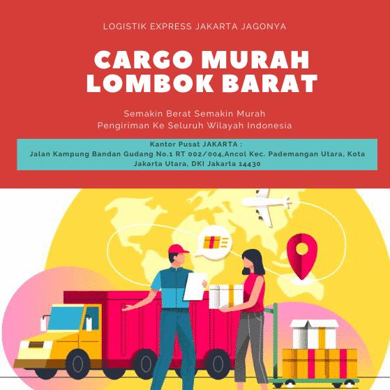 Cargo Murah Lombok Barat