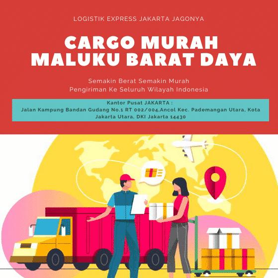 Cargo Murah Maluku Barat Daya