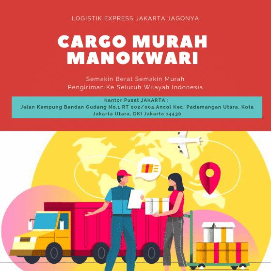 Cargo Murah Manokwari
