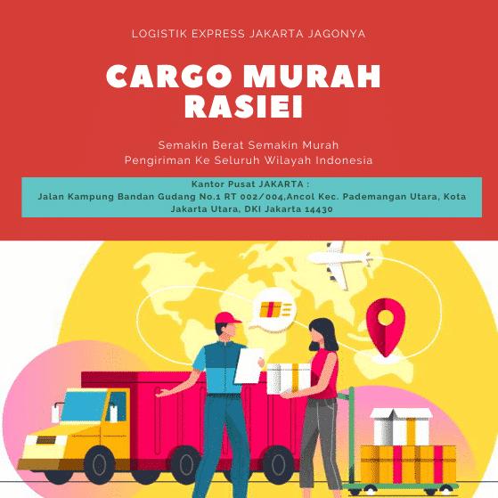 Cargo Murah Rasiei