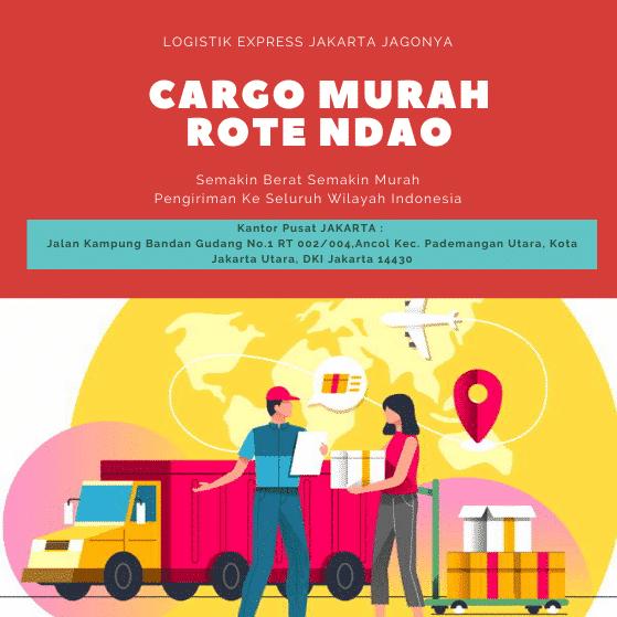 Cargo Murah Rote Ndao