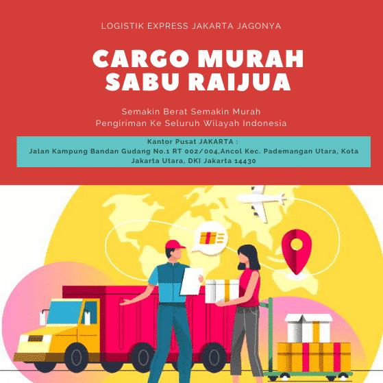 Cargo Murah Sabu Raijua