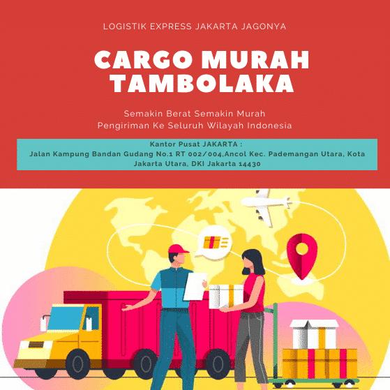 Cargo Murah Tambolaka