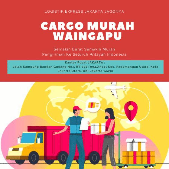 Cargo Murah Waingapu