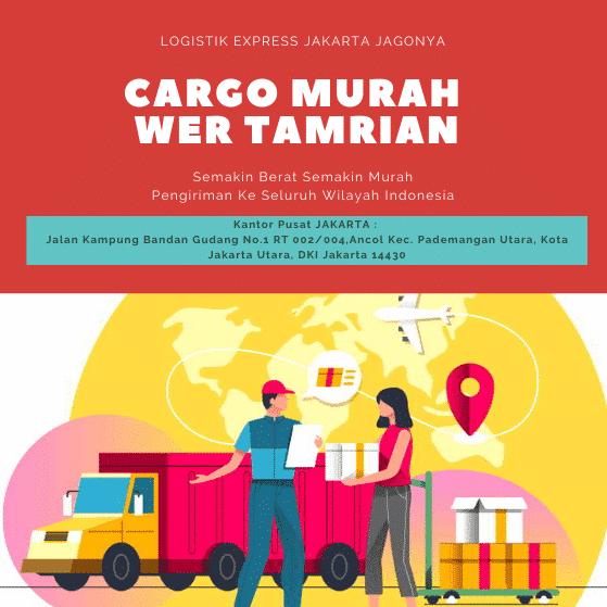 Cargo Murah Wer Tamrian