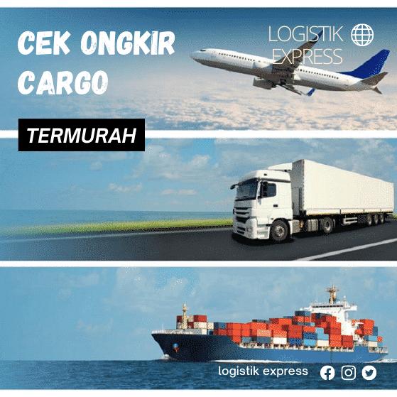 Cek Ongkir Cargo