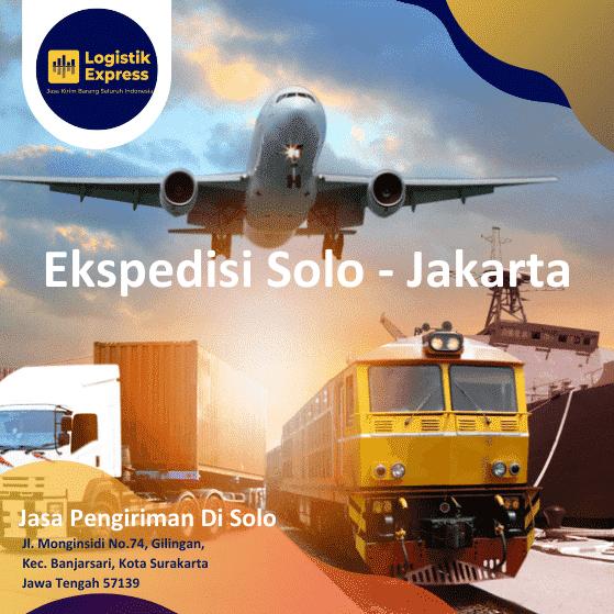 Ekspedisi Solo Jakarta