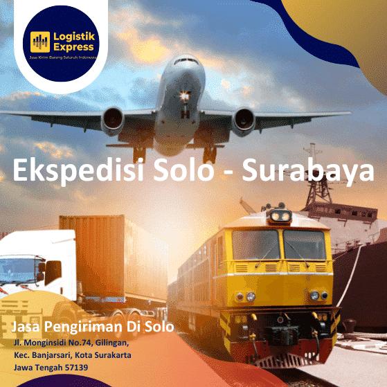 Ekspedisi Solo Surabaya