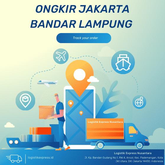 Ongkir Jakarta Bandar Lampung
