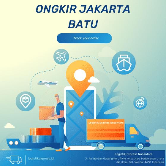Ongkir Jakarta Batu