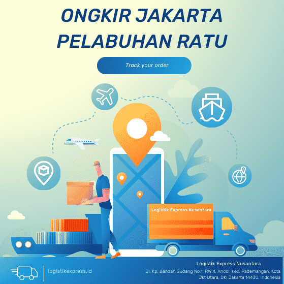 Ongkir Jakarta Pelabuhan Ratu