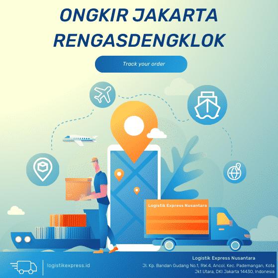 Ongkir Jakarta Rengasdengklok