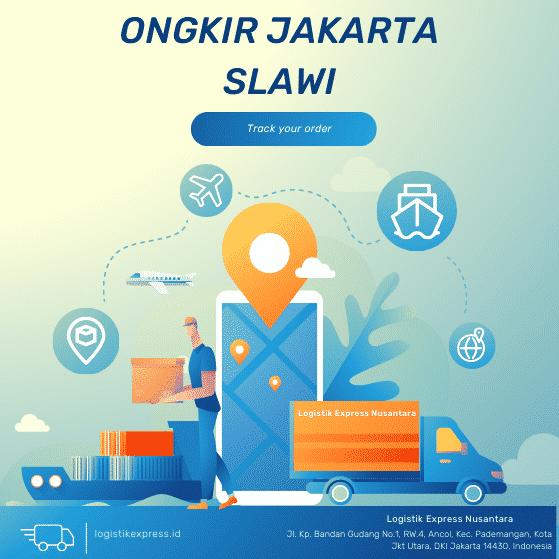 Ongkir Jakarta Slawi