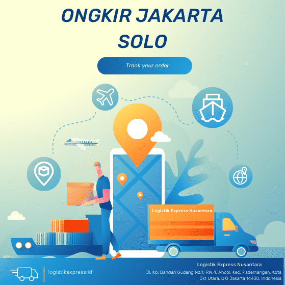 Ongkir Jakarta Solo