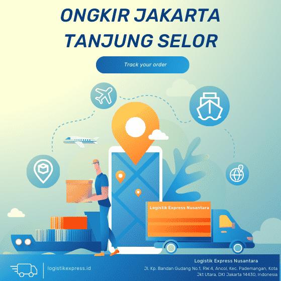 Ongkir Jakarta Tanjung Selor