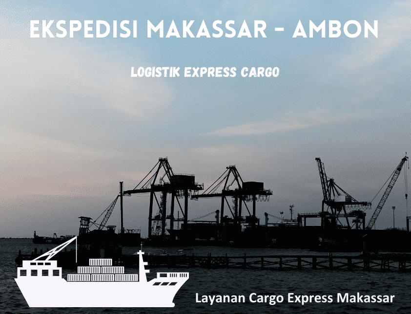 Ekspedisi Makassar Ambon