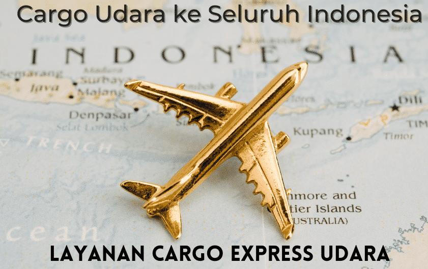 Layanan Cargo Express Udara